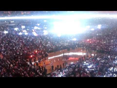 2012-13 Miami Heat Player Intro