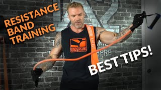 Training With Resistance Bands  |  Best Tips & Tricks