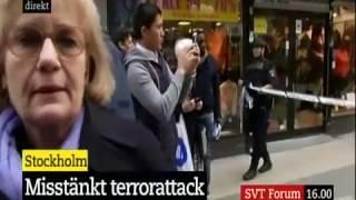 stockholm terror attack sweden  2017     -  part 2