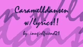 Caramelldansen (Speedycake Remix) w/lyrics!!