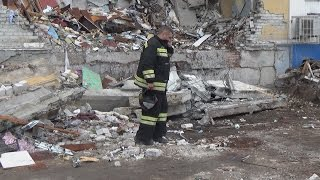 Волгоград: на следующий день после взрыва