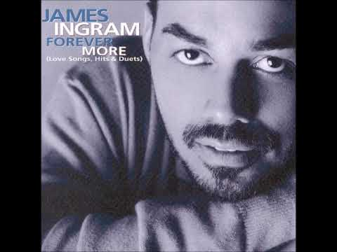 "James Ingram ~ "" Just Once ""❤️ ( New Version )"
