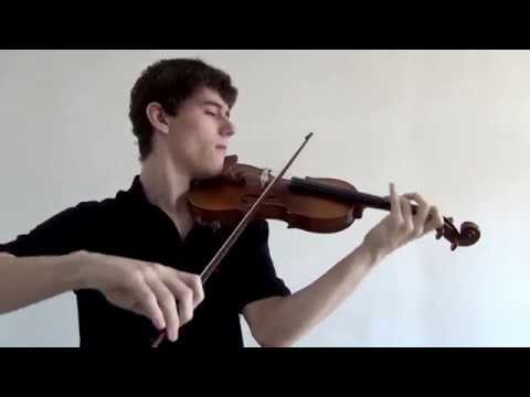 N.Paganini - Violin Concerto No.1 -  I.Allegro maestoso