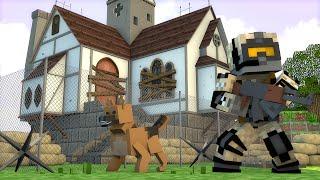 Minecraft : A CASA MAIS SEGURA DO MINECRAFT !!