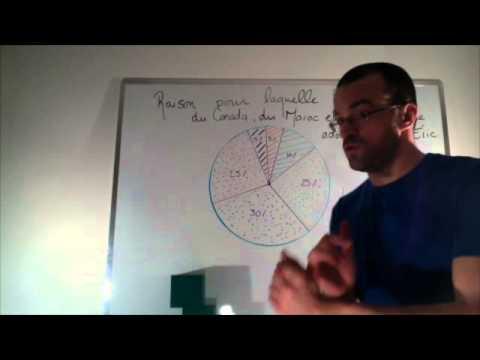 Le diagramme circulaire - L'interpréter