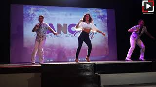 Rumbao Latin Dance Performance at Cancun Salsa Bachata Festival
