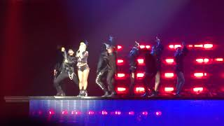 Lady Gaga - Poker Face - Joanne World Tour - Indianapolis Bankers Life Fieldhouse 11-5-17