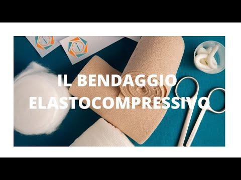 INFERMIERI online / IL BENDAGGIO ELASTOCOMPRESSIVO / Video #02