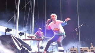 Glass Animals - The Other Side of Paradise – Treasure Island Music Festival 2016, San Francisco