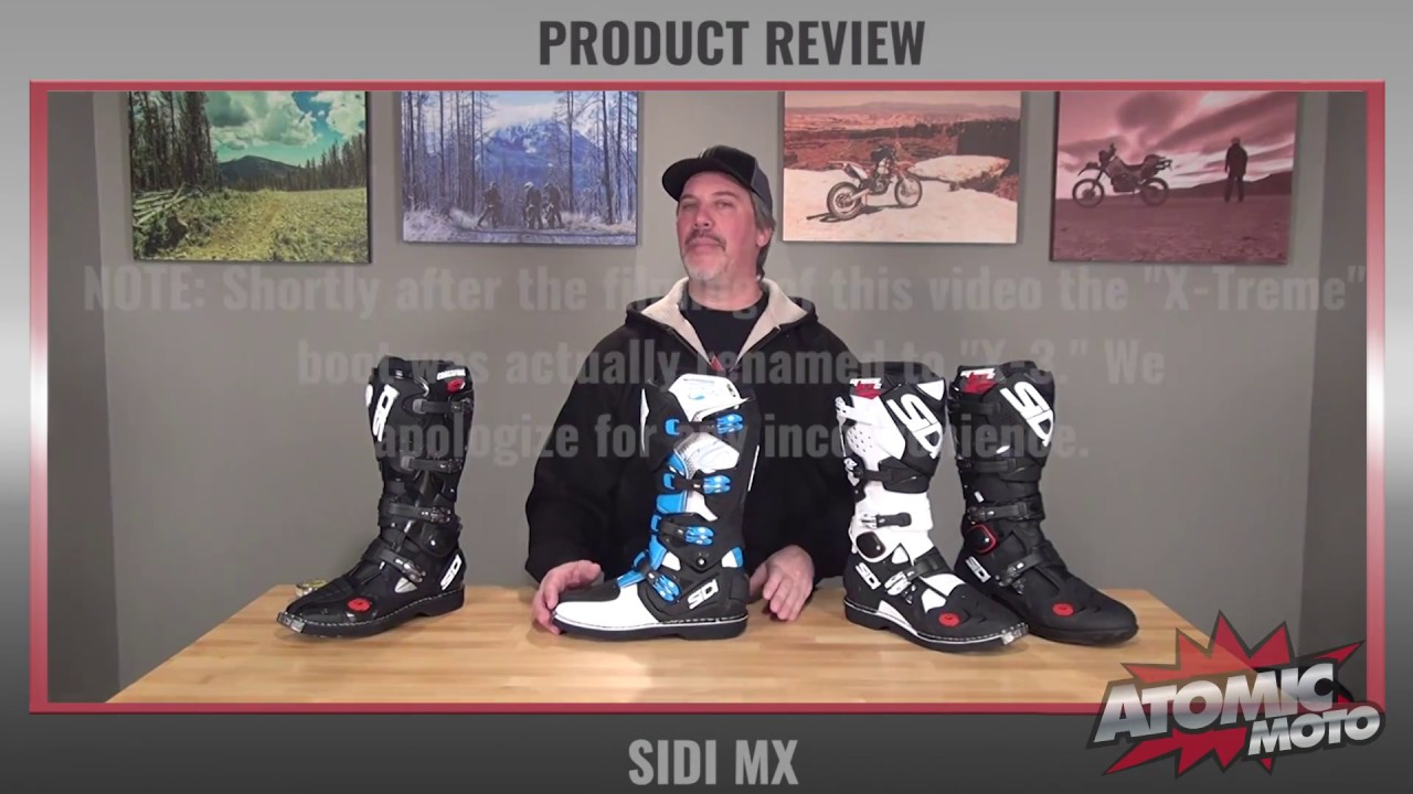 Sidi X-3 Boot Sale $215 - Great Boot for ADV, Dual Sport