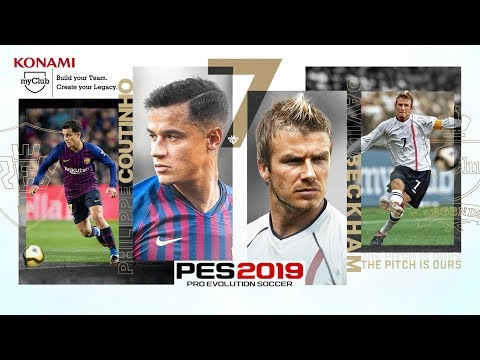 PES 2019 PRO EVOLUTION SOCCER Download para Android Grátis