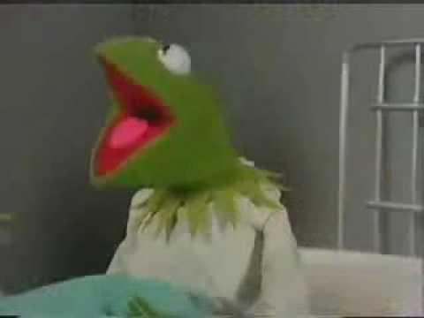 Sad Kermit - Creep (Radiohead) - YouTube