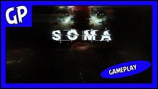 Gameplay: Soma PS4
