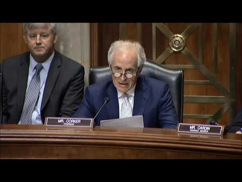 Senate Foreign Relations Committee Hearing on Crisis in South Sudan