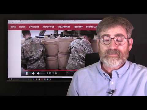 Thumbnail: Russia Sees US Military Preparing for War