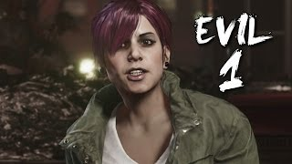 Infamous Second Son Evil / Bad Karma Gameplay Walkthrough Part 1 - Fight Intolerants (PS4)