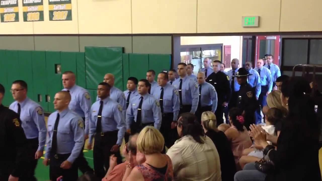 Napa Valley Police Academy 84th