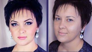 Вечерний макияж ❤ с косметикой Oriflame