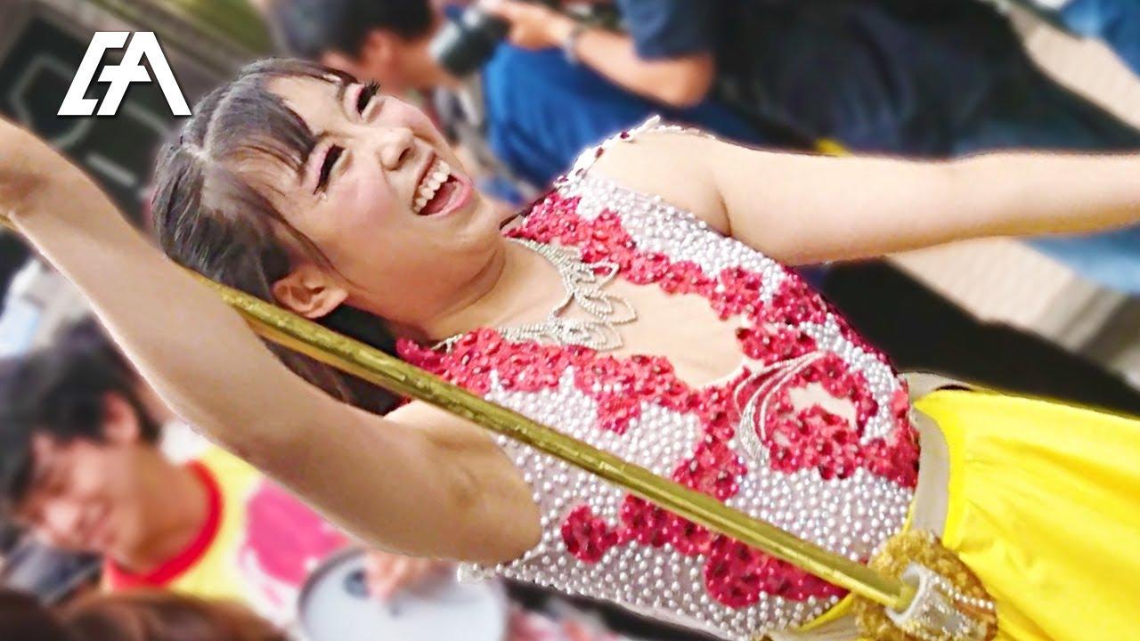 【ウニアン】第32回 学園坂七夕まつり2018サンバパレード vol.1