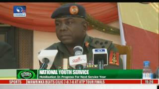 News Across Nigeria: NYSC Begins Mobilsation Of Corp Members For Next Service Year
