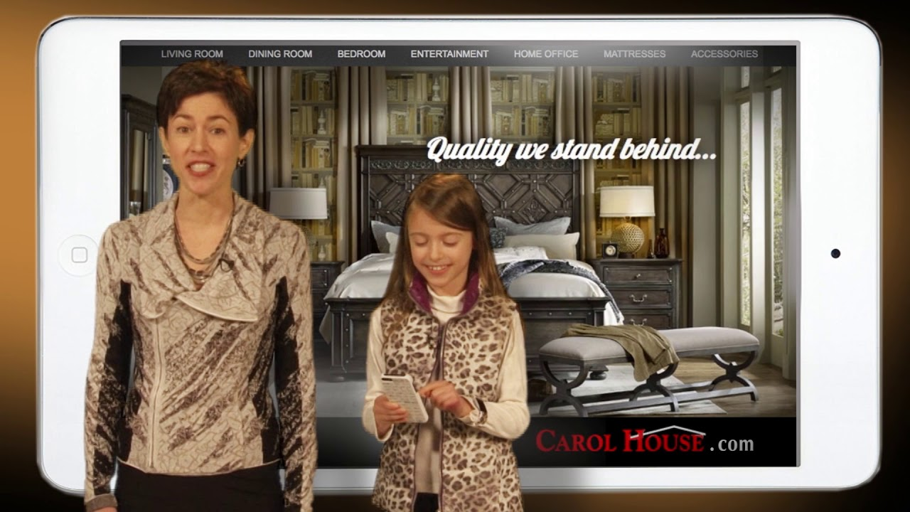 Carol House Furniture New Website 1 Youtube