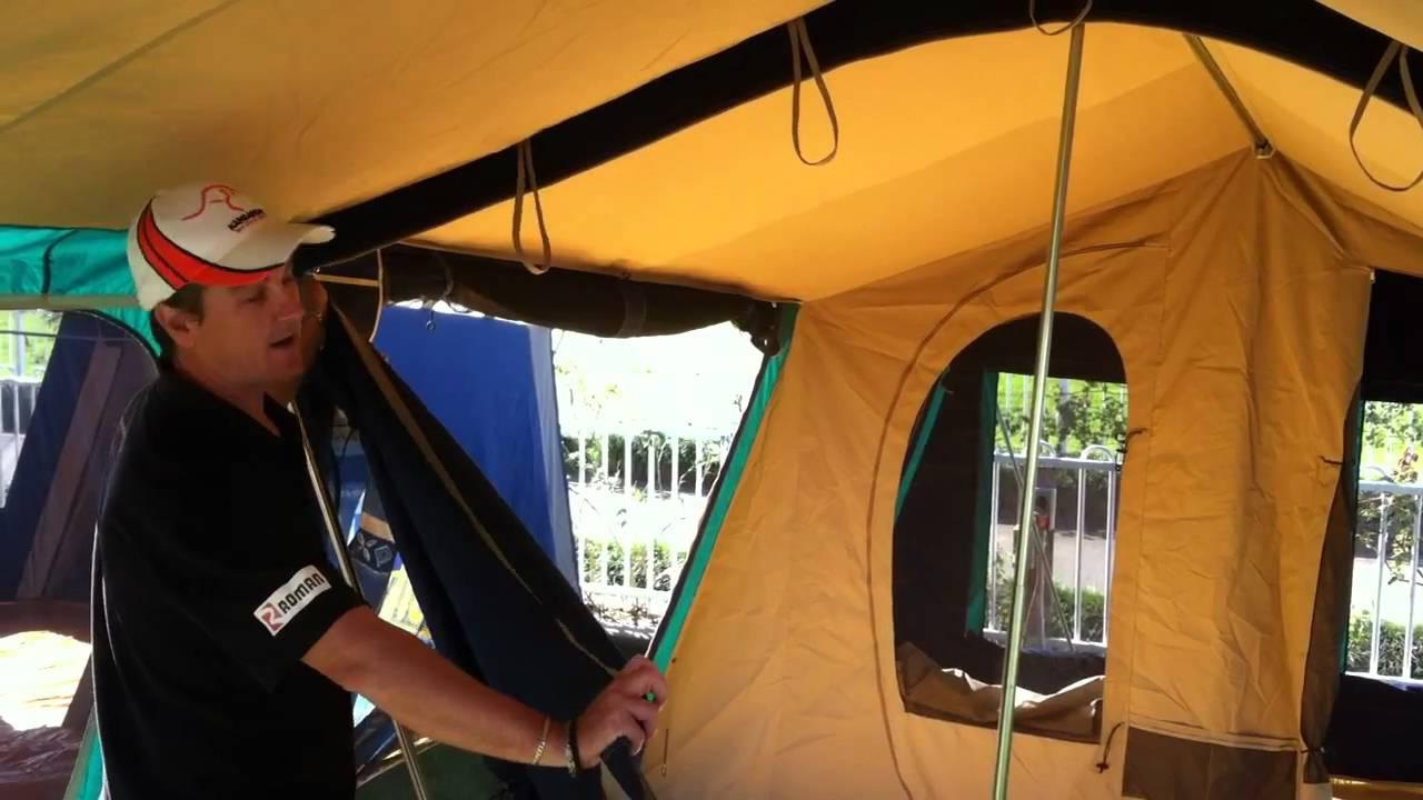 Australiau0027s best tents - Diamantina Grand Palace - Internal design features - YouTube  sc 1 st  YouTube & Australiau0027s best tents - Diamantina Grand Palace - Internal design ...
