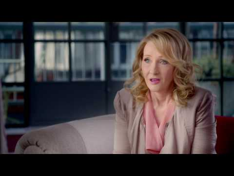 Fantastic Beasts and Where To Find Them Interview - J.K. Rowling