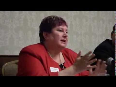 Ivanhoe Cambridge GM Sandra Stone Sharing Career Advice