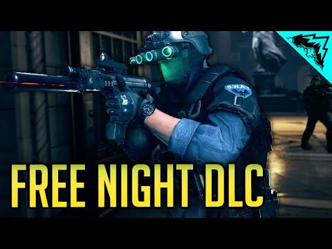 Battlefield Hardline Night DLC Gameplay - Night Vision Goggles, RO933, M110k How to Unlock