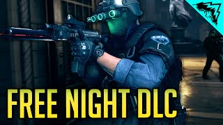 Battlefield Hardline Night DLC Gameplay - Night Vision Goggles, RO933, M110k How to Unlock