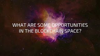 What Are Some Opportunities In Blockchain? - Aeternity Interview, Part 6