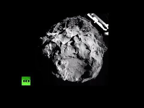 Приземление космического модуля Philae на комету прошло успешно