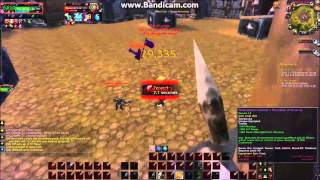 WoW frost dk 1v2 arena MoP 5.3