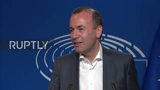 Belgium: EPP's Weber 'ready for all necessary compromises' after losing seats