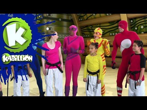 Yo-Yo Hero - Super Sportlets - Full Episode #103