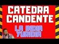 """EL SEXO Y EL FÚTBOL """"Cátedra Candente"""" bueno, ni tanto. -- La india Yuridia"""