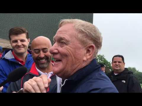 Jim Kelly Celebrity Golf Classic, Bill Polian (6/5:17)