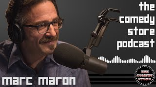 Marc Maron - When Marc met Sam | The Comedy Store Podcast - Best Of