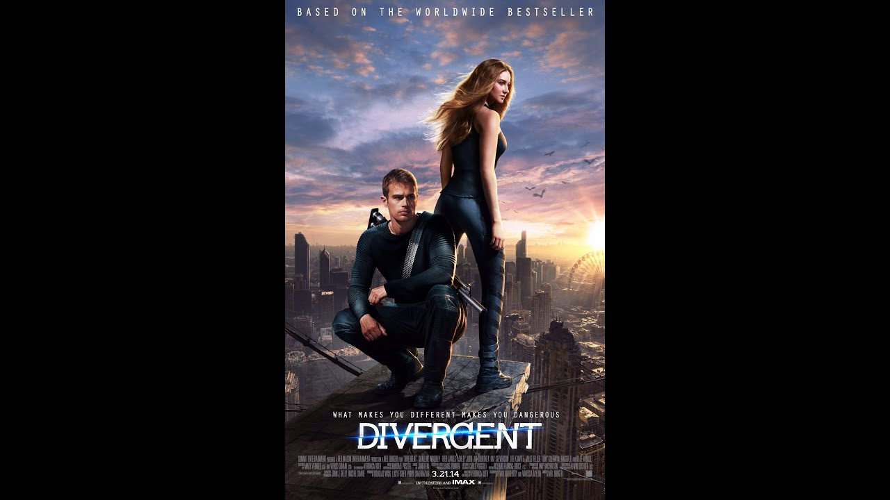 Divergent 2014 Movie Review Youtube