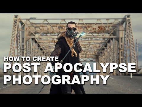 PhotoForge - Post Apocalypse Theme