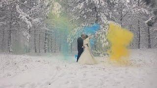 Татьяна и Александр - Свадьба зимой