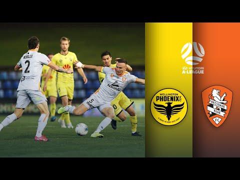 Wellington Phoenix Brisbane Roar Goals And Highlights