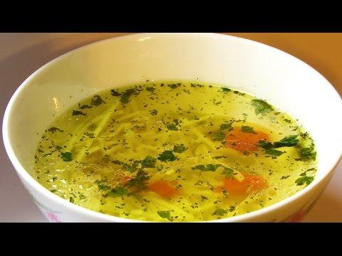 Чтобы суп был прозрачным