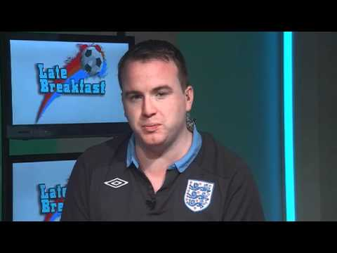 Spain v Italy Euro 2012 preview on Late Breakfast