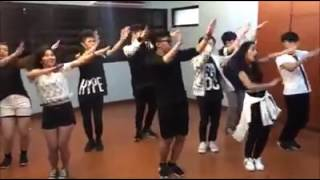 pinoy dance cover fetty dance craze challenge fetty wap nobodys better