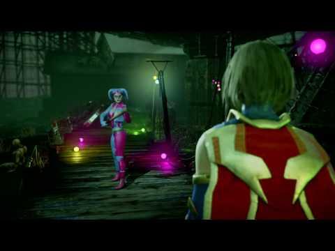Injustice 2 Harley Quinn Vs. Supergirl