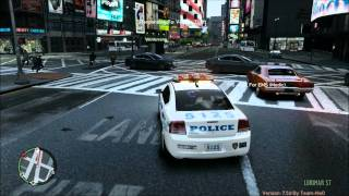GTAIV Police Pursuit Mod 7.5d
