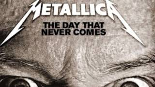 Metallica - The Day That Never Comes Instrumental