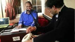 An Evening with Askari Naqvi - Jan. 12, 13 - Ustad Babulal Bagat 02