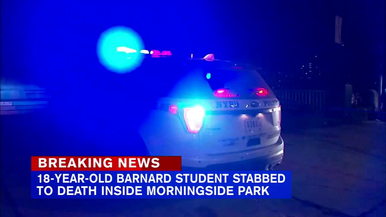 Tessa Majors, an 18-year-old Barnard student, is fatally stabbed ...